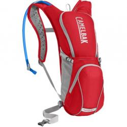 Sac hydratation CAMELBAK route ou vtt Ratchet rouge racing décor gris