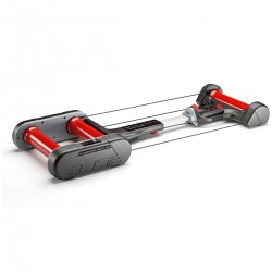 Home-trainer ELITE à rouleaux Quick Motion 425w connectable pliant