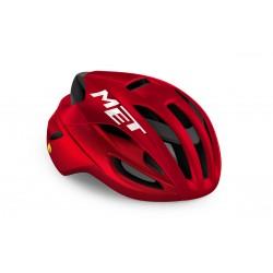 Casque route - MET Rivale Mips - Rouge métallisé