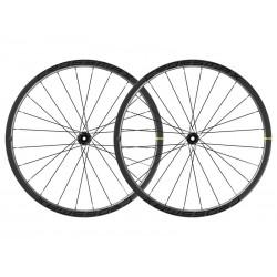 Roues à pneu 29p MAVIC vtt Crossmax Carbon SLR 29 Boost ID360 XD noire