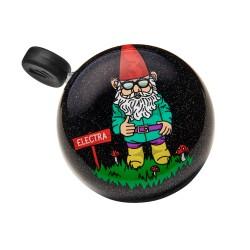 Sonnette ELECTRA métal Gnome Domed Ringer multicouleur pailleté