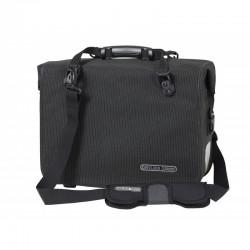 Sacoche cartable ORTLIEB arrière latérale Office Bag High Visibility Standart QL2.1 F70971 noire