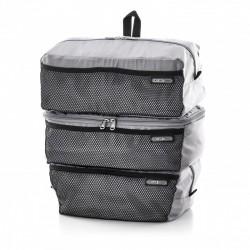 Sacoche intérieur ORTLIEB arrière latérale Packing Cubes F3905 grise pour Back Roller