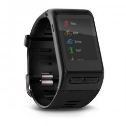 Montre GPS connectée GARMIN multisports VivoActiv HR noir