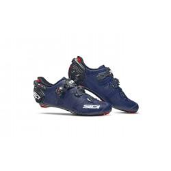 Chaussures route - SIDI Wire 2 Carbon - bleu nuit décor noir