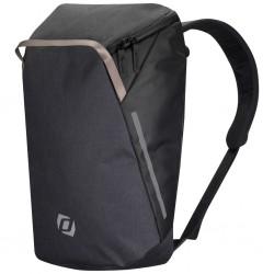 Sacoche arrière latérale / Sac à dos - SYNCROS Pannier Backpack - gris anthracite décor noir