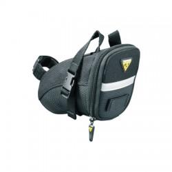 Sacoche TOPEAK de selle Aero Wedge Pack Small noire