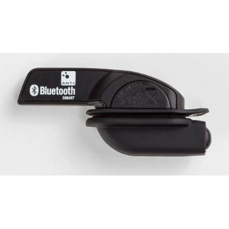 Capteur cadence et vitesse Bontrager intégré DuoTrap S noir