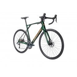 Vélo course 700 carbone - LAPIERRE 2021 Pulsium 3.0 Disc - Vert sapin décor or : 2x10v