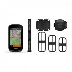 GPS vélo GARMIN compteur Edge 1030 Plus Pack noir