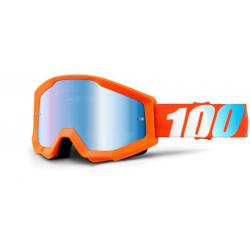 Masque 100% vtt Strata orange