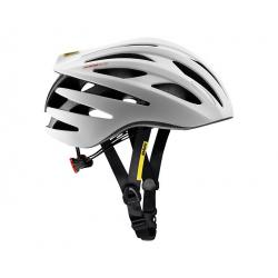 Casque MAVIC route Aksium Elite blanc mat