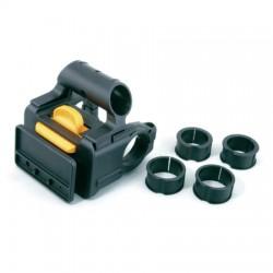 Support de guidon TOPEAK fixation Fixer-8 QuickClick de 25.4 à 31.8mm