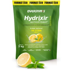 Boisson de l'effort - OVERSTIM'S Hydrixir Antioxydant - Thé-Citron