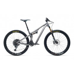 Vélo vtt 29 carbon YETI 2021 SB115 T2 gris irisé satin