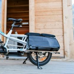 Sacoches de transport - Yuba 2-Go Cargo Bags - Gris