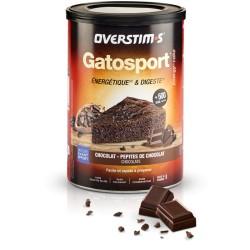 Aliment avant l'effort - OVERSTIM'S Gatosport - Chocolat et pépites de chocolat - Pot 400g.