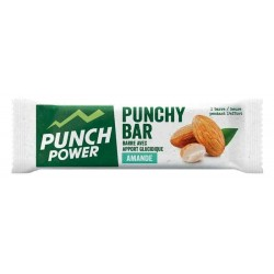 Barre énergétique - PUNCH POWER Punchy Bar - Amande : la barre