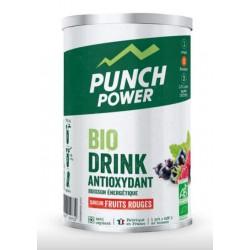 Boisson de l'effort - PUNCH POWER BioDrink Antioxydant - Fruits rouges : Pot de 500g