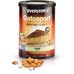 Aliment avant l'effort - OVERSTIM'S Gatosport - Amande - Pot 400g.