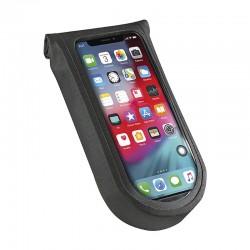 Housse téléphone KLICKFIX support PhoneBag Tour M 8.5x16.5 noir