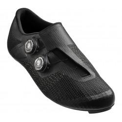 Chaussures route - MAVIC Cosmic Ultimate III - noir décor gris et jaune