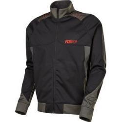 Veste thermique FOX hiver Bionic Light noir décor gris