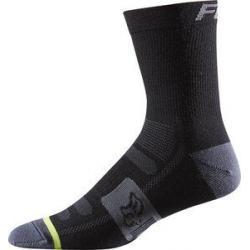 "Chaussettes FOX hiver Wool Sock 6"" noir"