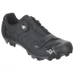 Chaussures SCOTT vtt Mtb Team Boa noir mat décor verni