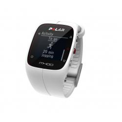 GPS montre POLAR M400 HR blanc