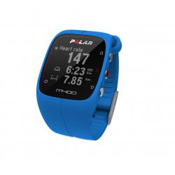 GPS montre POLAR M400 HR bleu