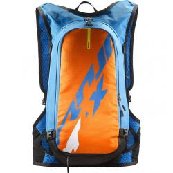 Sac hydratation MAVIC vtt CrossMax Hydropack 15 bleu décor orange