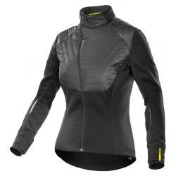 Veste thermique MAVIC hiver femme Ksyrium Elite noir