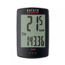 Compteur sans fil CATEYE Padrone Wireless CC-PA100W Tricolor noir rouge jaune