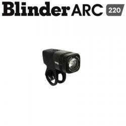 Eclairage avant KNOG usb Blinder ARC 220 noir