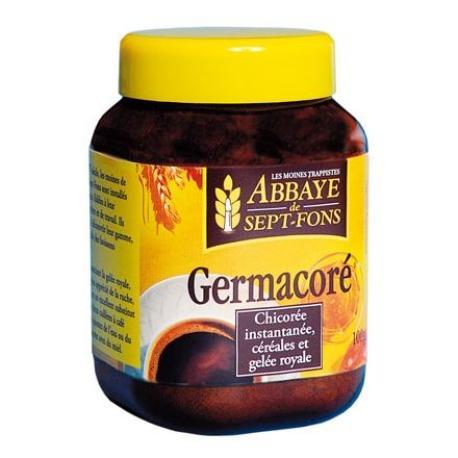 Germacoré ABBAYE7FONS soluble Chicorée + 5 céréales et gelée royale
