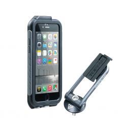 Etui téléphone TOPEAK support iPhone 6 6s WeatherProof RideCase gris