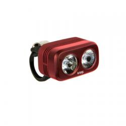 Eclairage avant KNOG usb Blinder Road 250 rouge ruby