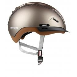 Casque CASCO ville et route Roadster TC bronze décor olive