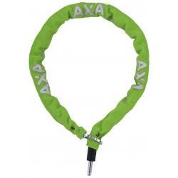 Chaine pour antivol AXA sur cadre RLC100 gainé vert