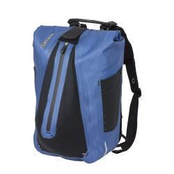 Sacoche ORTLIEB arrière latérale Vario Sac à Dos QL3 F7727 bleu acier décor noir