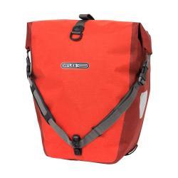 Sacoches ORTLIEB arrières ou avant latérales Back-Roller Plus F5202 rouge chili