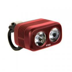 Eclairage avant KNOG usb Blinder Road 400 rouge ruby