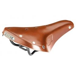 Selle BROOKS cuir route B52 Standart miel