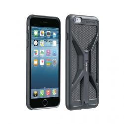 Etui téléphone TOPEAK support iPhone 6+ 6s+ RideCase noir