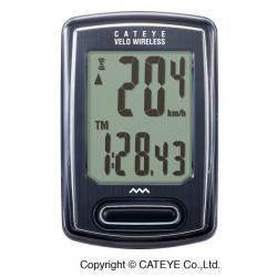 Compteur sans fil CATEYE Velo Wireless CC-VT230W noir