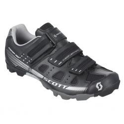 Chaussures SCOTT vtt Mtb Comp RS noir décor gris argent