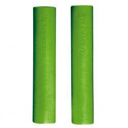 Poignées de guidon SYNCROS vtt Silicone vert fluo