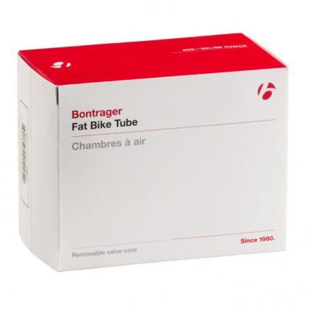 Chambre à air BONTRAGER route Standart Fat 29 butyl noire