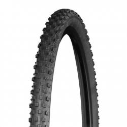 Pneu 29p BONTRAGER vtt XR Mud Team Issue TLR noir flancs noirs